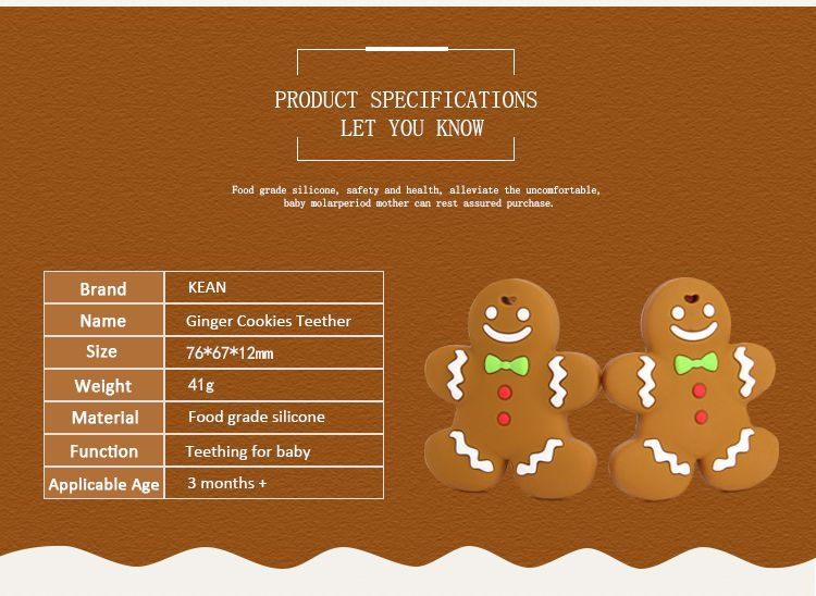 Silicone Teether 72