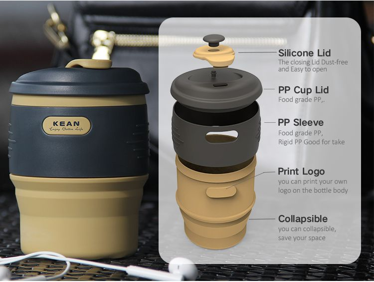 are you still use starbucks cups the collapsible coffee. Black Bedroom Furniture Sets. Home Design Ideas