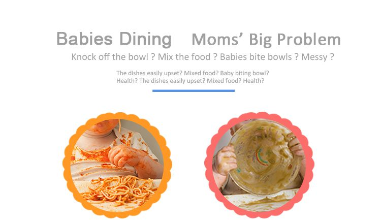 babies dining, moms' big problem
