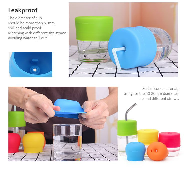 Spill-Proof Sippy Cup for Babies