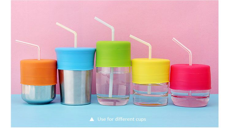 Food grade silicone Sippy Cup Lids