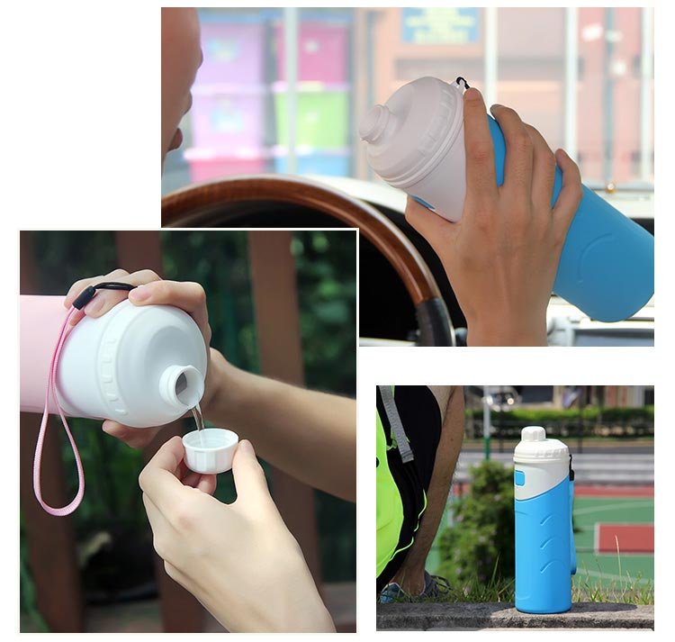 insulated hot water bottle