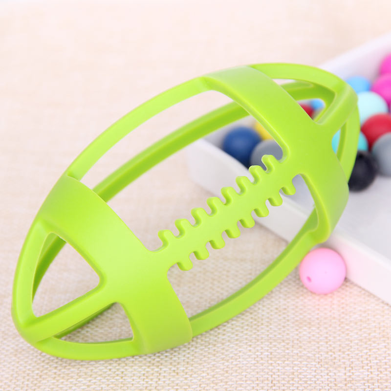 easy hold silicone teether