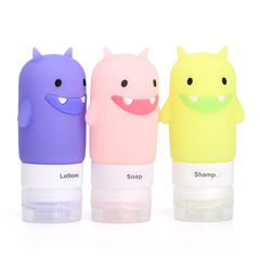 silicone bottle
