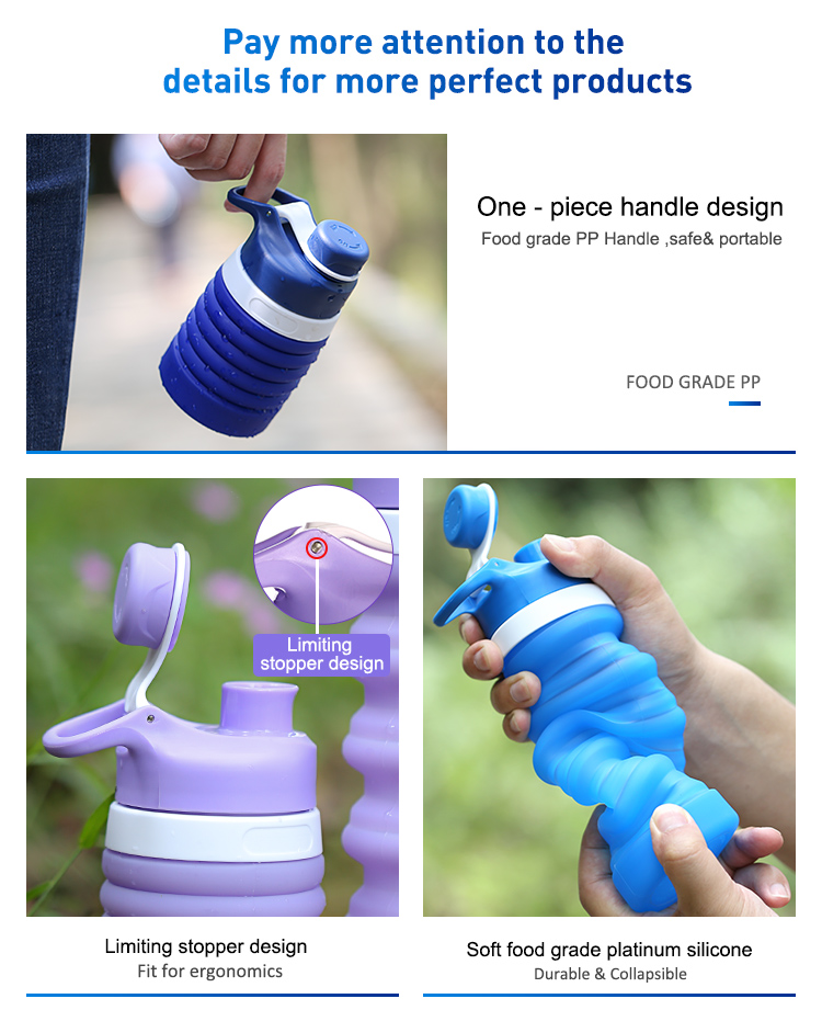 Flexible Water Bottle wholesale