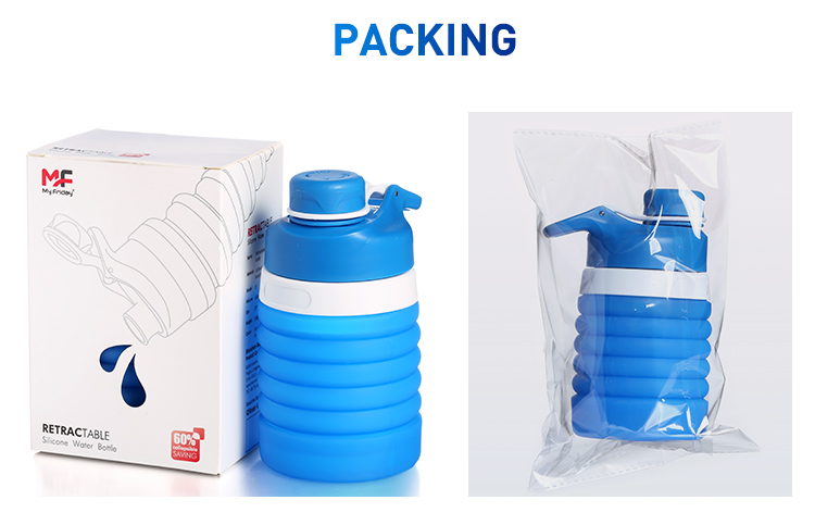 que water bottle package