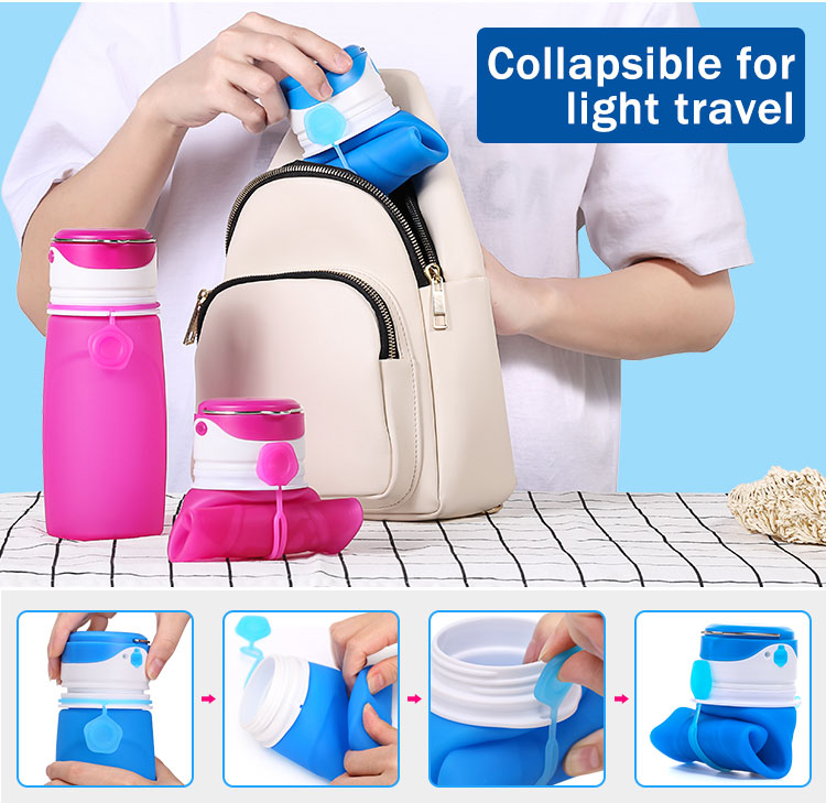 led water bottle