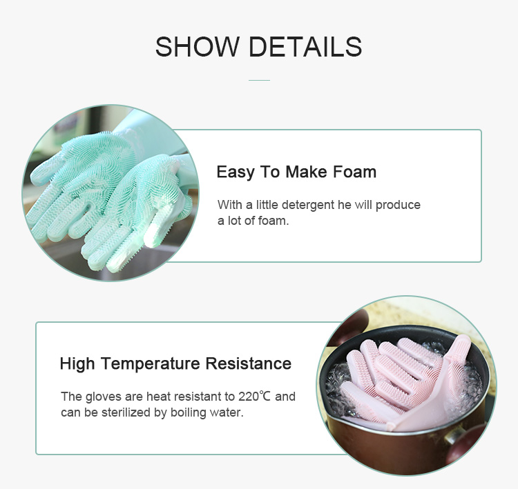 Cleaning Gloves Wholesale