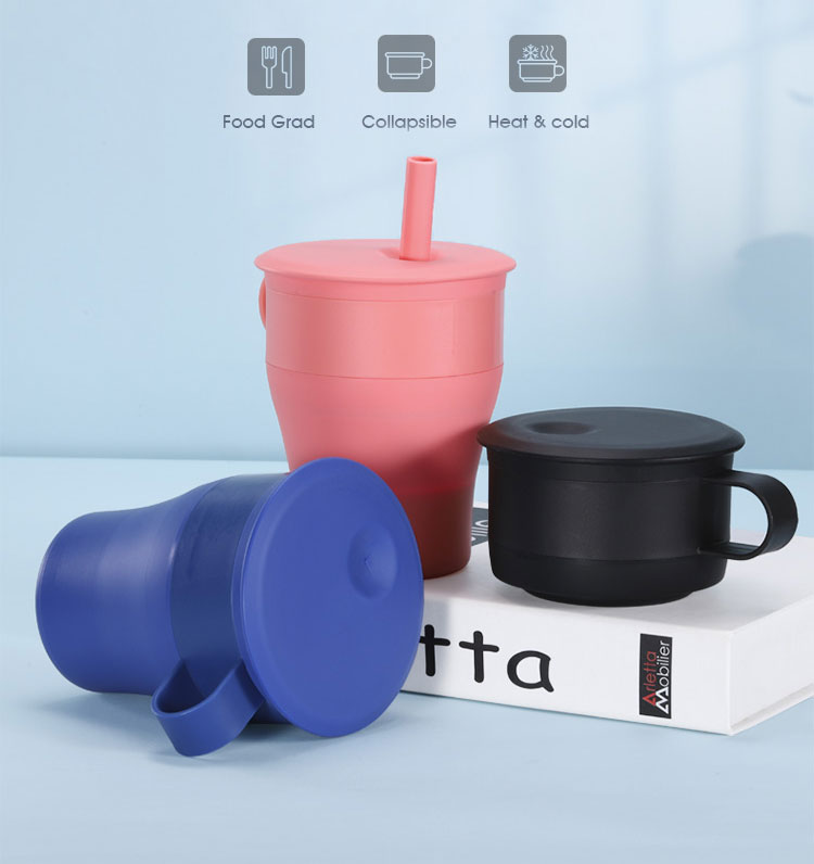 Starbucks Silicone Collapsible Cup